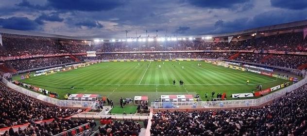 Wyposażenie meczów w Europie