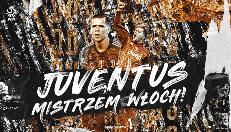 Juventus FC Mistrzem W U0142och Sz U00f3ste Trofeum Wojciecha