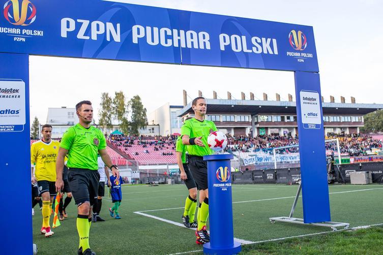 978c0a48a Terminarz meczów 1/16 finału Pucharu Polski - Łączy nas piłka