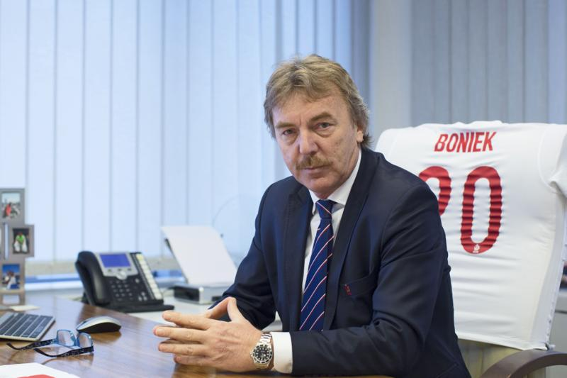 e4717fa97 To będzie wielkie przeżycie – przyznaje prezes Polskiego Związku Piłki  Nożnej, Zbigniew Boniek.
