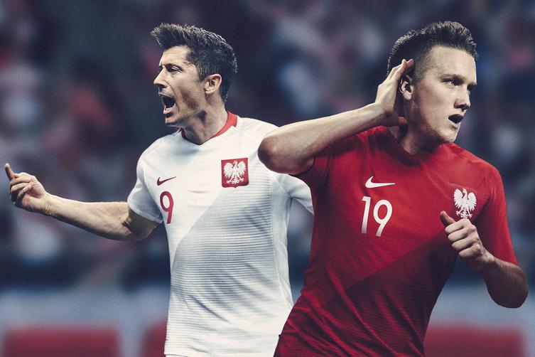 936aac412 Polski Związek Piłki Nożnej i firma Nike, oficjalny dostawca sprzętu  sportowego dla reprezentacji Polski, 21 marca 2018 roku zaprezentowały we  Wrocławiu ...