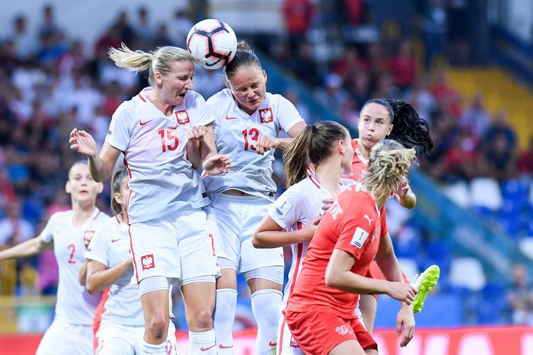 Świetny mecz Polek. Biało-czerwone odebrały awans Szwajcarii