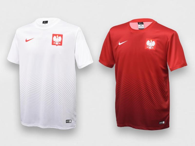 Nowa wersja koszulek z oficjalnej kolekcji reprezentacji